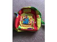 Mr Tumble backpack