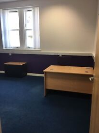 FANTASTIC MODERN OFFICE SPACE, CALEDONIAN HOUSE, TOWN CENTRE, IRVINE....AVAILABLE NOW!!!