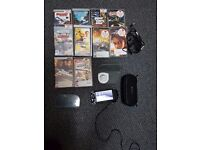 psp for sale with games