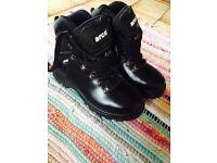 Arco Steel toe cap work boots size 7
