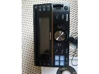 Alpine CDE-W235BT cd player,  Bluetooth,  usb & aux
