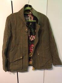 BNWT Joules Field Coat