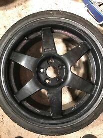 """18"""" compomotive alloy wheels 8jx18 ET66"""