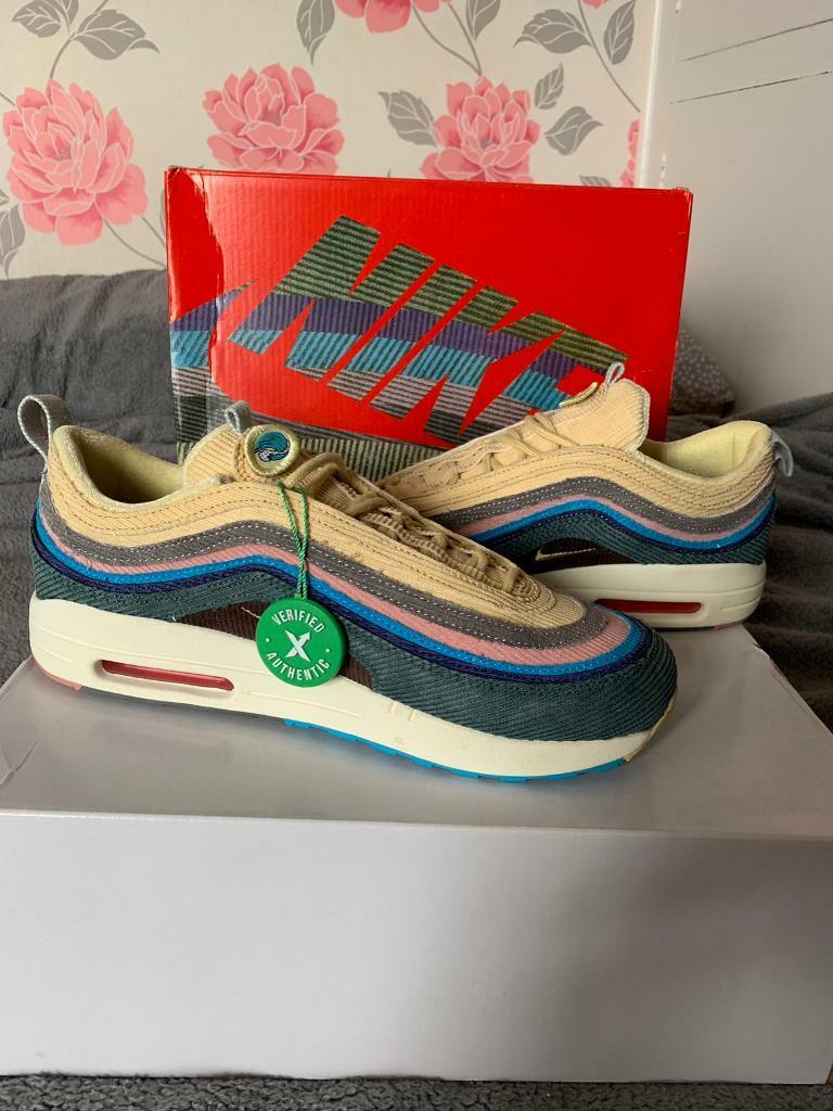 Nike Air Max 97 Sean Wotherspoon UK Size 10 read description | in Alfreton, Derbyshire | Gumtree