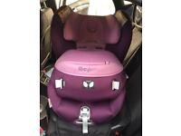 CYBEX SIRONA CAR SEAT for sale- as new!!