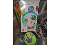 Fisher-Price Rainforest Peek-A-Boo Leaves Musical Mobile N15 or EN9