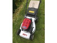 Honda Powerdrive Lawnmower