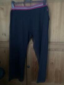 Ladies Maine New England Track pants size 18 short