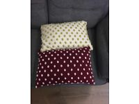 Two Anthropologies cushions - great condition