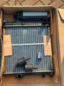 E46/36 radiator