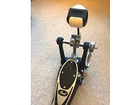MINT PEARL P-2000C (Double Chain) Eliminator Powershifter Single Pedal + case
