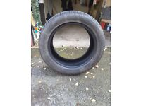 "18"" Winter Tyres (Run Flats) Dunlop SP Sports"
