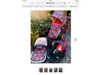 Cossatto travel system for sale