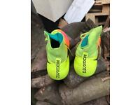 Ankle football boots