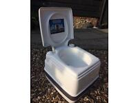 As New Thetford Porta Potti 335 Qube Toilet.