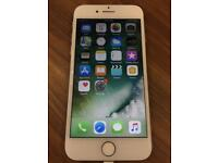 Apple iPhone 7 32GB White and Siver
