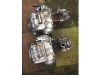 X 2 QUAD ENGINES