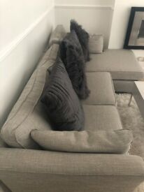 Next corner sofa- 3 seater