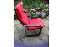 IKEA poaka chair