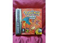 Pokemon FireRed Game Boy Advance Game