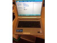 SONY Vaio VGN-NR10E/s Laptop SINGLECORE 1gb 160gb dvdrw window 7 wifi