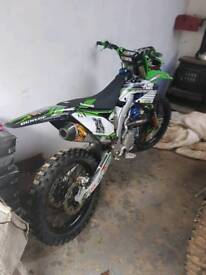 Kawasaki kxf 2012