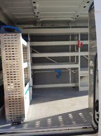 PRICE REDUCTION SHELVING SYSTEM Sortimo Globelyst M Shelving