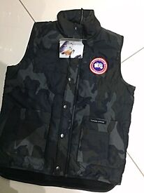 Brand New With Tags Men's Canada Goose Bodywamers Fleece £35