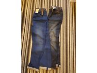 Boys age 13 next jeans 2 pairs new