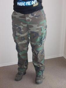Army Surplus Camo Pants London Ontario image 2