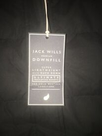 Jack Wills Baccaller padded jacket