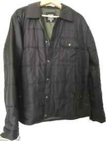 Gap men's quilted jacket large