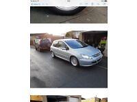 PEUGEOT 307 RAPIER 16V 3 DOOR HATCHBACK VERY NICE CAR IN GOOD CONDITION LOWERED SUSPENSION(NEW MOT)