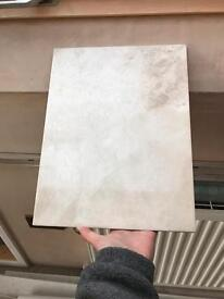 Illusion cappuccino marble effect tiles