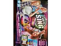 Spin to Sing game