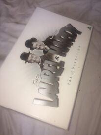 Laurel and Hardy 21 disc full box set.