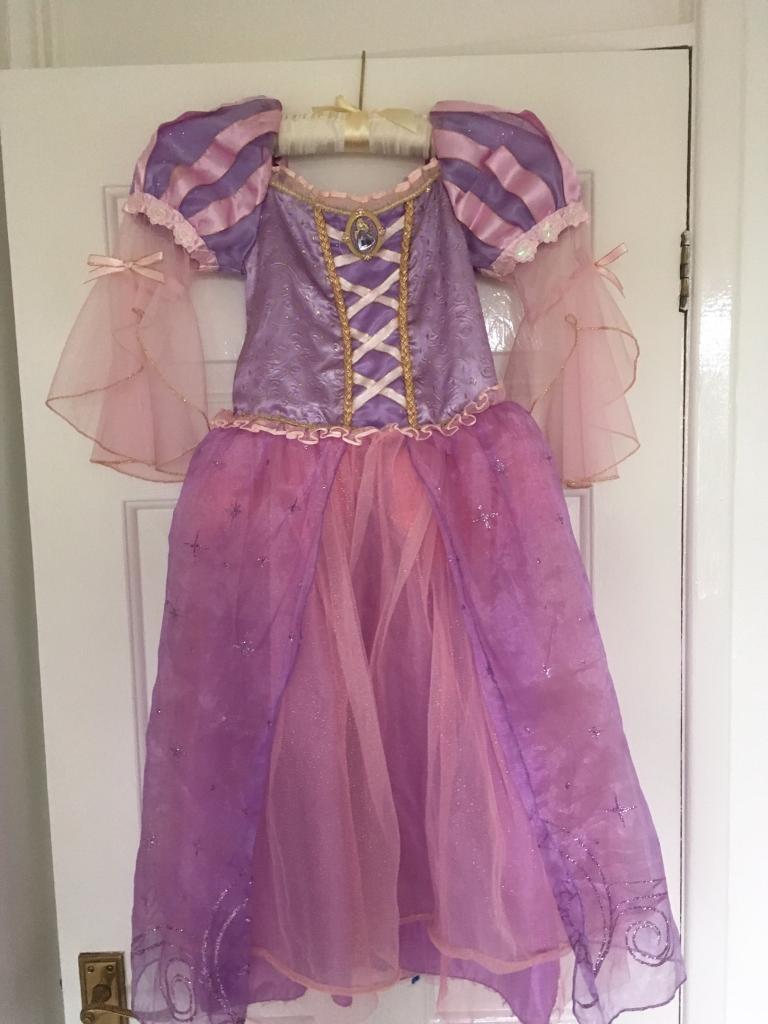 Rapunzel princess dress