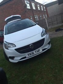 Vauxhall Corsa E Limited edition - beautiful almost new car