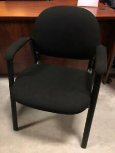 Fabric Guest Chair - $49