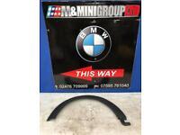 BMW MINI JCW F55 F56 F57 PASSENGER SIDE FRONT LEFT WHEEL ARCH SPAT 20132020