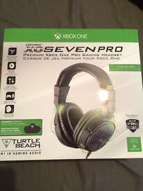 Turtle beach xo seven pro headset