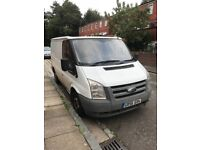 White Ford transit *engine size 2198 CC* Good condition - 2007