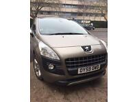 Peugeot 3008 1.6 THP Exclusive 5dr. Sports