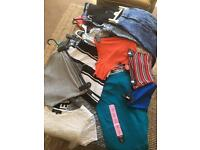 Bag of early teen clothes New Look, River Island, Primark