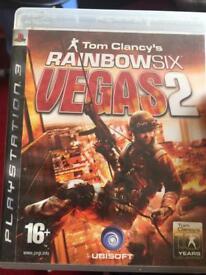 Tom Clancy Rainbow 6 Vegas 2