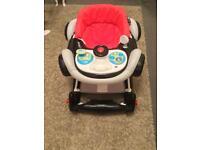 My child baby walker