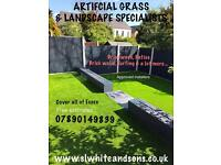 Artificial grass and landscape specialists
