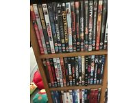 200 dvds for sale some are new titles