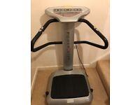 Power Step Plus - Vibration Plate Exercise Machine - RRP £1,000