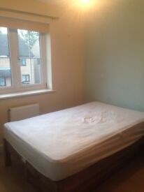 Nice double room with en-suite shower room